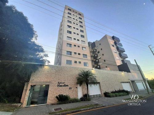 Imagem 1 de 16 de Apartamento Com 2 Dormitórios À Venda, 44 M² Por R$ 286.000,00 - Centro - São José Dos Pinhais/pr - Ap0766