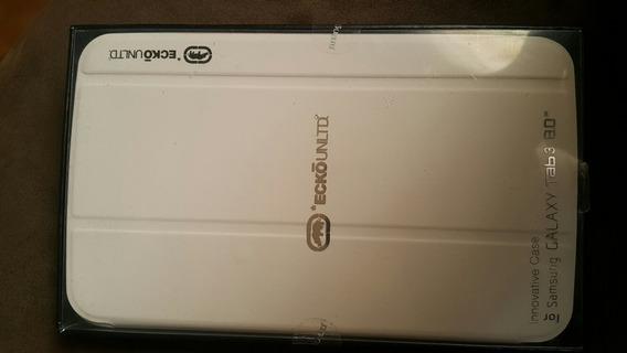 Capa Case Para Galaxy Tab 3.0 8 Polegadas Ecko Unltd
