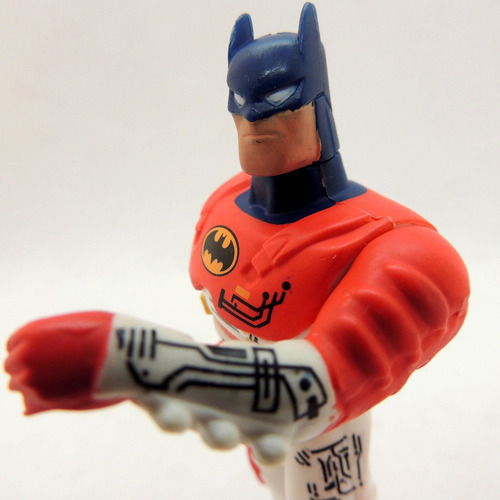 Batman Turbo Surge Adventures Of Batman & Robin 1995 Kenner
