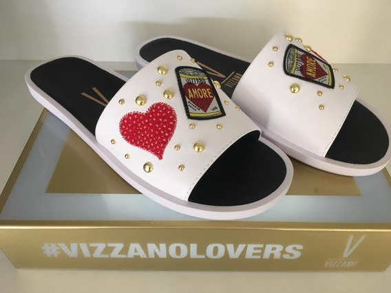 Sandalia Slide Vizzano Lovers