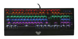 Teclado Gamer Aula Wings Of Liberty Plus.