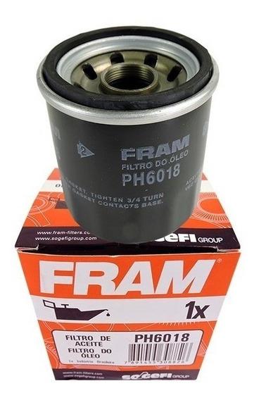 Filtro Oleo Fram Ph 6018 Intruder Boulevard Burgman 650 M800