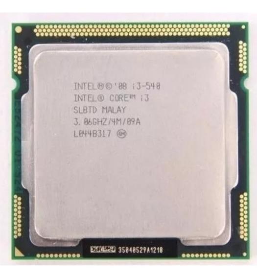 Processador I3 540 - 3.06ghz - Lga1156 6 Opiniões