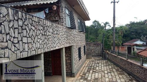 Imagem 1 de 10 de Casa Em Vila Selma  -  Miguel Pereira - 2851