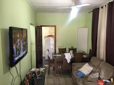 Casa Em Balneário Maracanã, Praia Grande/sp De 108m² 2 Quartos À Venda Por R$ 210.000,00 - Ca124726