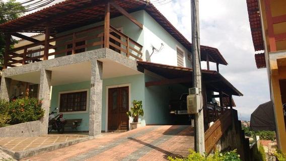 Casa Em Pendotiba, Niterói/rj De 240m² 3 Quartos À Venda Por R$ 790.000,00 - Ca215808