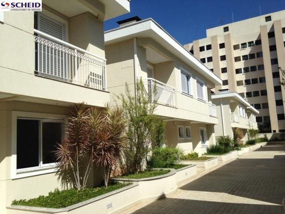 Cond. De Casas, 4 Dorms, 2 Suites C/ Sacada, Lareira, 4 Vagas, 300m², Vagas Subterrâneas*** - Mr52263