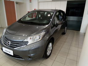 Nissan Note 1.6 Advance Cvt 110cv 0km 2018
