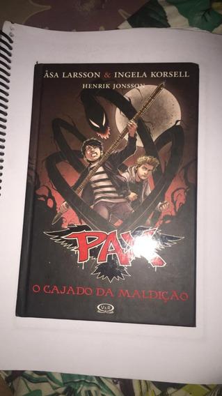 Kit Livros Série Pax Vol 1 Ao 5