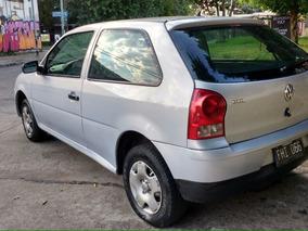 Volkswagen Gol 2006 Impecable Estado ! ! A/a D/h Y Lev Vidr