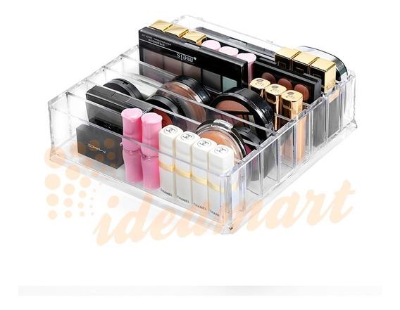 Porta Acrílico Organizador De Maquiagem/blush/paleta/batom