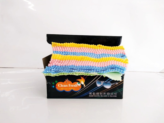 Microfibra Paño 3 Paquetes Para Lentes Celulares Lap Top