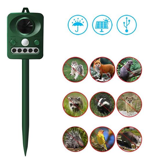 ONVAYA/® Dispositivo antiplagas por ultrasonido ahuyentador de animales con ultrasonido ahuyentador de ratas juego de 2 ahuyentador de animales con ultrasonido