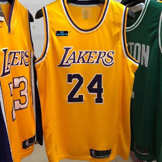 Kobe Bryant #24 Los Angeles Lakers Sublimado 2019 - A Pedido