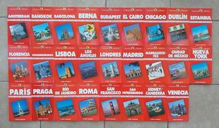 Guía Nueva York París Praga Río D Janeiro Roma San Francisco