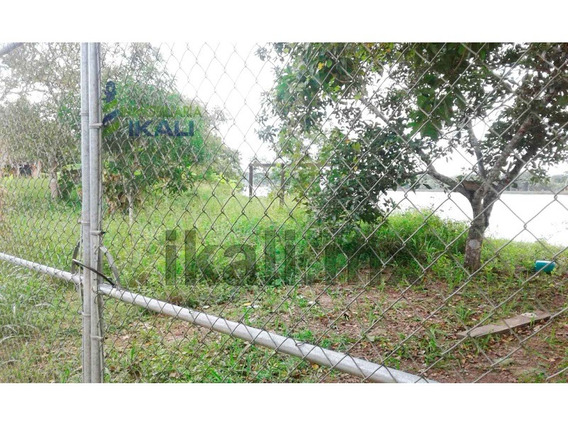 Venta Terreno Frente Al Río Tuxpan Veracruz 2000 M², Se Encuentra Ubicado En La Congregación De Juana Moza, Cuenta Con Una Magnifica Vista Al Rio, Es De 2000 M² De Terreno, Son 48 M. De Frente Por 52
