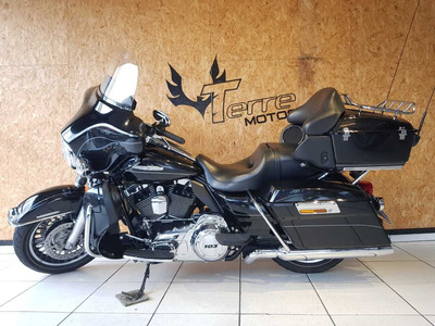 Harley Davidson - Electra Glide Ultra Limited 2012