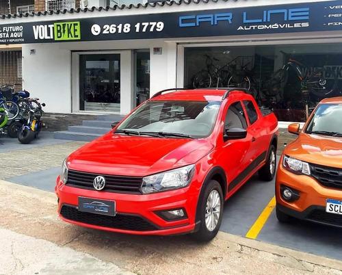 Volkswagen Saveiro Trendline G7 Permuto Financio