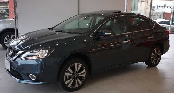Nissan Sentra Exclusive Cvt 0km - Entrega Inmediata