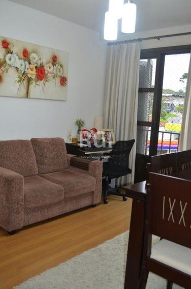 Cobertura Em Praia De Belas Com 2 Dormitórios - Cs36006829
