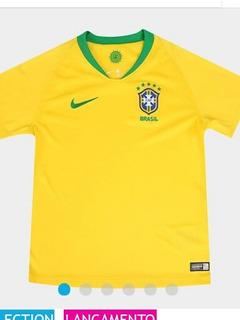 Camisa Brasileira