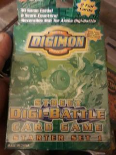 Digimon Stardeck 1 Nuevo Primera Generacion
