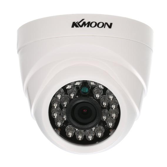 Segurança Casa Câmera Análoga Da Cúpula Kkmoon 1080p Ahd