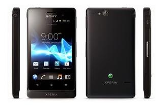 Sony Xperia Go St27 Nuevo Original Android 4.0 5mp 3g Negro
