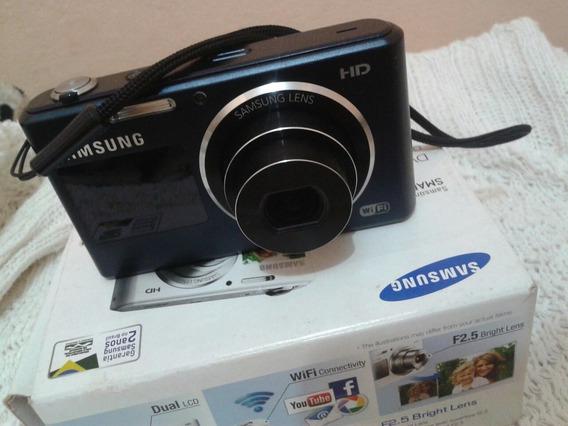 Câmera Samsung Dv150f