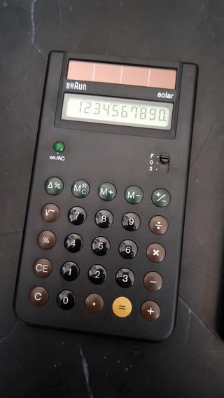 Calculadora Braun Ets77 (4777)
