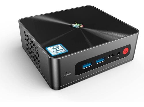 Imagen 1 de 8 de Mini Pc Beelink I5 8va Gen 8gb 256 Sdd Wifi 6 Hdmi Bagc