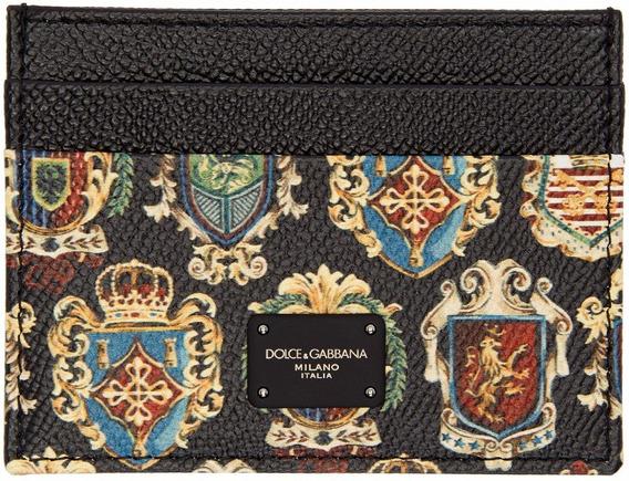 Tarjeteros Cuero Valentino Gucci Versace Dolce & Gabbana