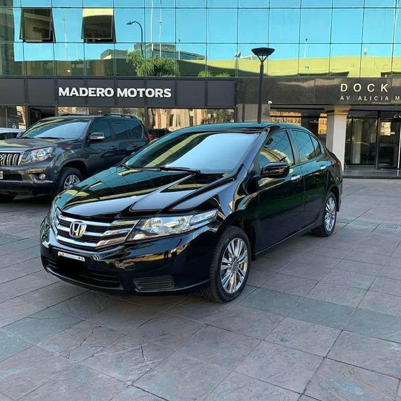 Honda City 1.5 Lx Mt 120cv Madero Motors 2012