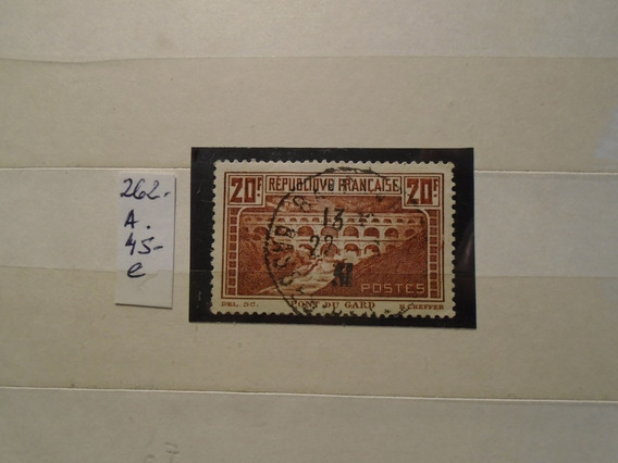 Estampillas Francia. Chaudron De 1925 .eu 45.impecable.