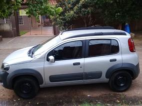 Fiat Uno 1.0 Way Flex 5p 2014