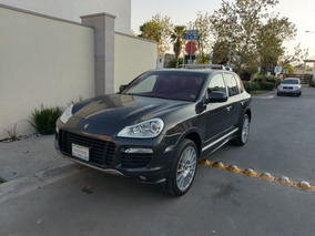 Porsche Cayenne 4.8 V8 Tiptronic Turbo S At