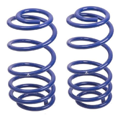 Espirales Progresivos Fiat Punto 1.3 1.9jtdm Ag Kit X2 Tras