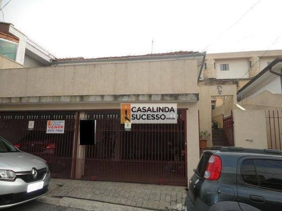 Casa Térrea 190m² 3 Dormts. 3 Vagas Próx. Ao Metrô Vila Matilde - Ca6126 - Ca6126
