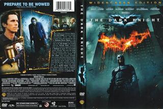 Batman - The Dark Knight - Dvd Widescreen