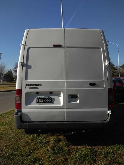 Ford Transit 2.4 Furgon Corto Tdci 115cv Tm (2933) 2011