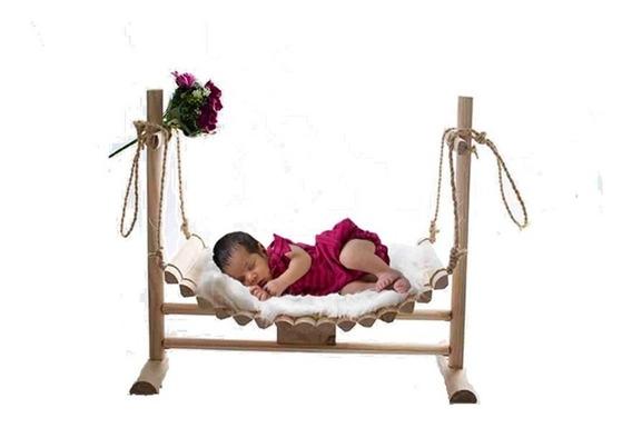Acessórios Para Fotografia Caminha Arco Curvada Newborn
