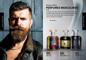 Perfumes Kit 3 Fragrâncias You Take On 50ml