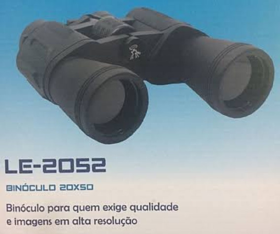 Binóculo Lelong 20x50 1000 Metros