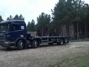 Scania P310 Bitruck Prancha 2013 Unico Dono Particular
