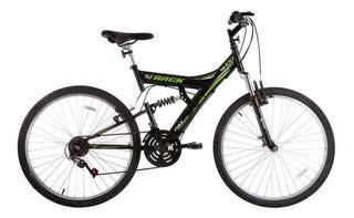 Bicicleta Track & Bikes Tb 100 Bicolor 18v Aro 26