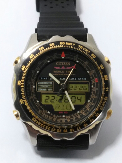 Relógio Citizen Promaster C080