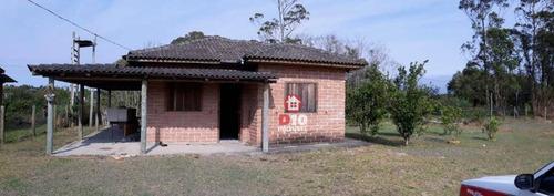 Chácara Com 4 Dormitórios À Venda, 4725 M² Por R$ 650.000,00 - Lagoa Da Serra - Araranguá/sc - Ch0019