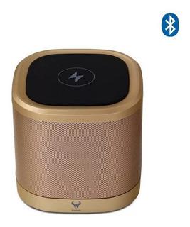 Parlante Portátil Bluetooth Cargador Inductivo Nuevo
