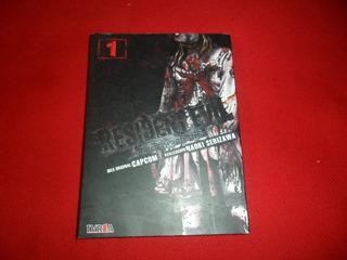 Resident Evil 1 - Manga - Ivrea - Marshawa Desire