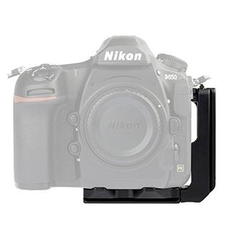 Plnd850l-bracket, Nikon D850, Arca-swiss Tipo